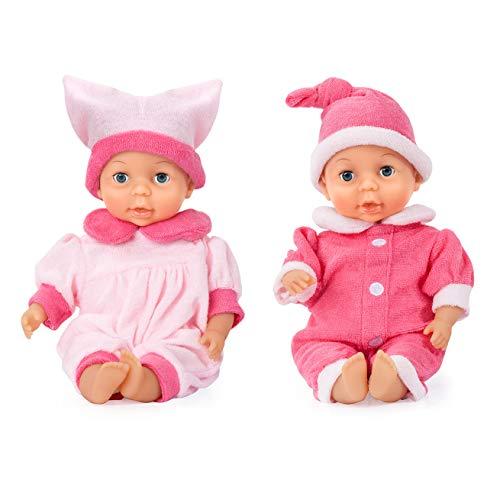 Hose Pullover Söckchen mit Rassel & Shirt Baby Born Puppenkleidung