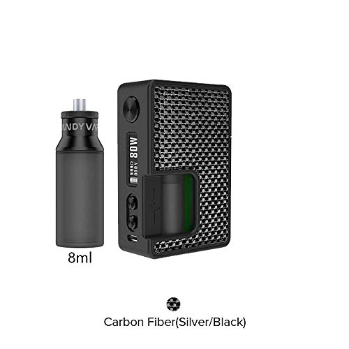 Vandyvape Pulse BF 80W Box Mod Cigarrillo Electrónico Botella de 8ml Squonk...