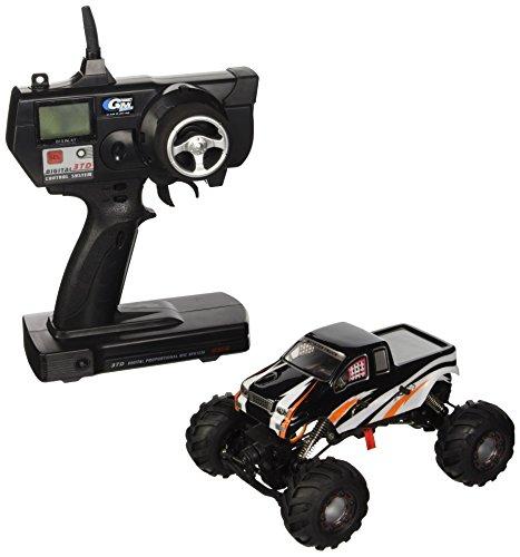 Preisvergleich Produktbild Graupner/SJ 90124 - Crawler Punisher XXS 4WDS, Ready to Race, 2.4 GHz, 1:24 Maßstab