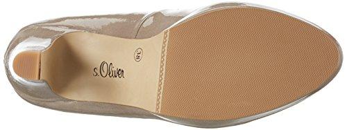 251 Sapatos nu S Jane Mary Bege 24400 oliver Senhoras q8wagUp