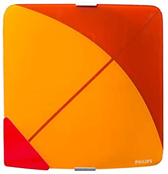 Philips Kite 30819 Wall Light (Red and Orange and Metal and Glass)