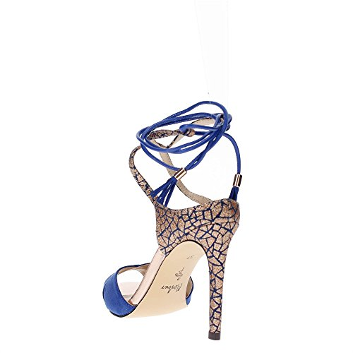 Menbur 07307 Sandalo Donna DAZZLING BLUE
