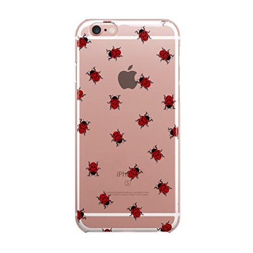 Blitz® ALOHAmotifs housse de protection transparent TPE SAMSUNG Galaxy jungle M12 iPhone X coléoptère M11