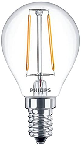 Philips LEDclassic Lampe ersetzt 25W, E14, warmweiß (2700 Kelvin), 250