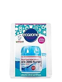 Ecozone Forever Flush 2000 Toilet Block 95 G Jade Pack Of 12