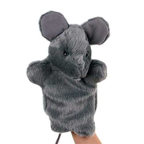 Joyibay Niños Marioneta Moda Ratón Muñeca De Mano