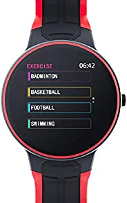 OPTA SB-187 Lipperta Bluetooth Fitness Watch with All Day Heart Rate and Activity Tracking Smart Band for Andr