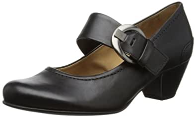 Gabor Shoes 85.458.27 Damen Knöchelriemchen ,Schwarz (schwarz) ,44 EU