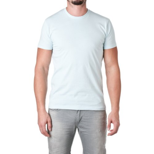 Next Level -  T-shirt - Uomo Blu