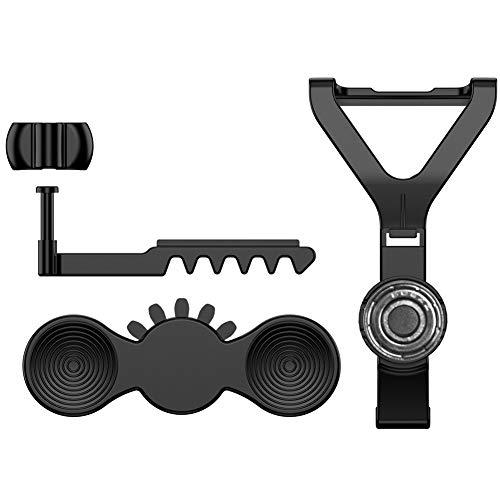 SparY Lenkrad-Kit Teile Controller Werkzeuge Mini Add-on Racing Ersatz Praktisch einfach zu montieren Gamepad Elektronik Auto Zubehör Game Assist für Xbox One, Wie abgebildet, 9 x 5.8 x 3.5cm (Lenkrad-kits)