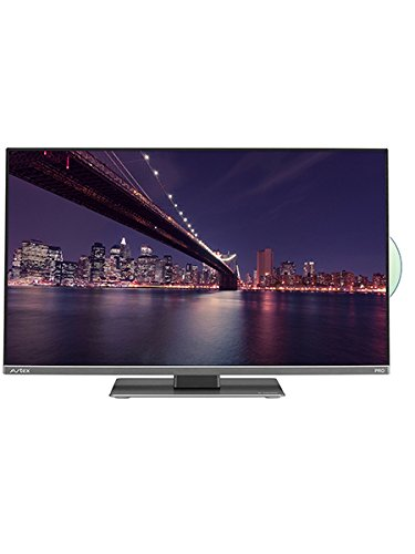Avtex L219DRS-PRO 21.5? Inch 12v/240 Volt TV with built-in HD Freeview/Satellite Tuner DVD/PVR Record