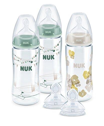 NUK 10225095 FIRST CHOICE Babyflaschen