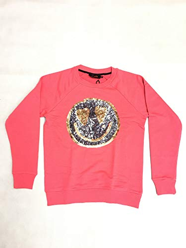 Goodlife Small Miss Sweat Rouge X Manches Uni Longues Shirt Femme N0mnywv8O