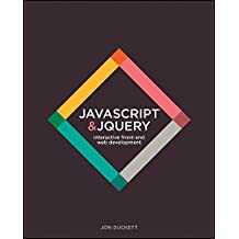 [(JavaScript & jQuery : Interactive Front-End Web Development Hardcover)] [By (author) Jon Duckett] published on (July, 2014)
