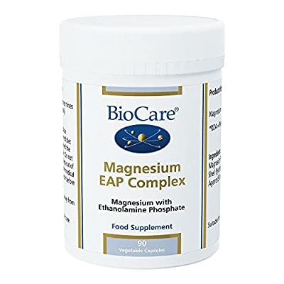 Biocare Magnesium EAP Complex 90 Vegi capsule from Biocare