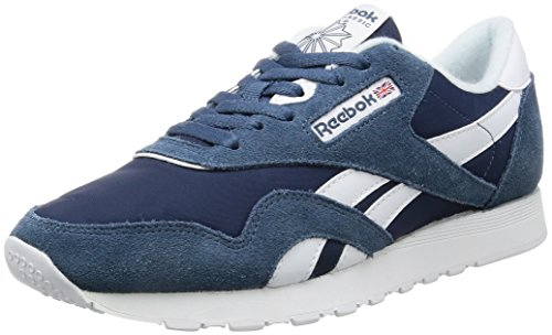 reebok-classic-nylon-scarpe-da-ginnastica-basse-uomo-blu-brave-blue-white-45-eu