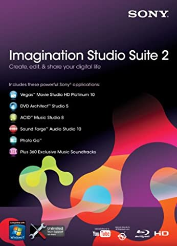 Sony Imagination Studio 2 (PC)