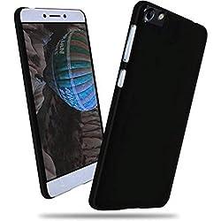 OPPO F3 Plus Black Soft Case Back Cover