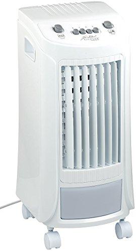 Sichler Haushaltsgeräte Klimagerät: Luftkühler mit Wasserkühlung LW-440.w, 65 Watt, Swing-Funktion (Klimagerät mit Wasserkühlung)
