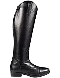 Horze Spirit Stivali da equitazione Kilkenny , Schwarz (BL), 39