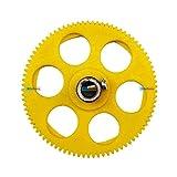 Plastic Spur Gear Teeth 85 Dia 56mm Width 4mm Centre Hole Dia 6mm KG457 KitsGuru