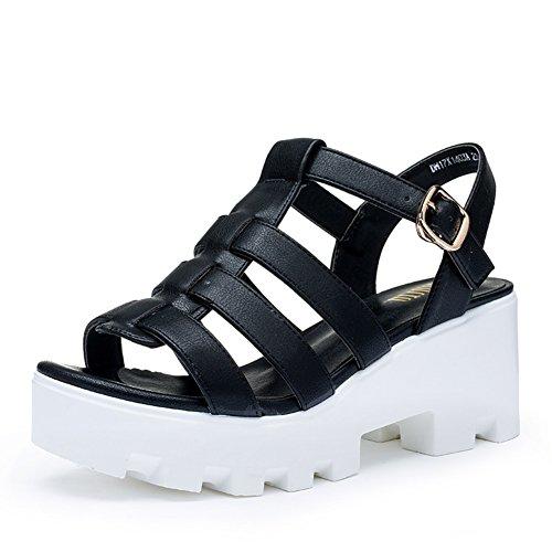 Mesdames, Chaussures Romaines À Talons Hauts., Tongs C