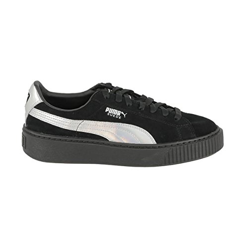 Sport scarpe per le donne, color Nero , marca PUMA, modelo Sport Scarpe Per Le Donne PUMA SUEDE PLATFORM EXPLOS Nero