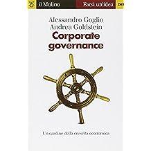 Corporate governance. Un cardine della crescita economica