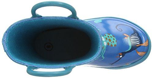 Hatley Sea Creatures, Pluie Garçon Bleu (Blue)
