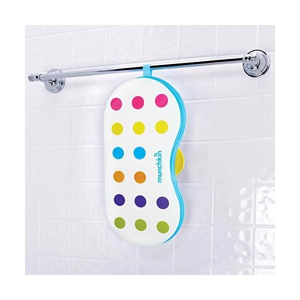 Munchkin Dandy Dots Bath Kneeler 6