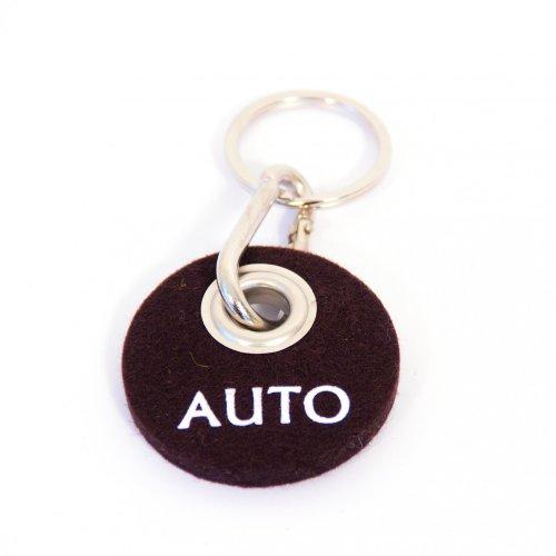 Preisvergleich Produktbild Metz, Schlüsselanhänger Filz Rondo - Auto