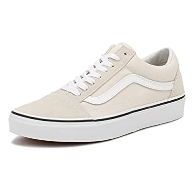 746580765f Vans Beige Suede Old Skool Sneakers-UK 10  Amazon.co.uk  Shoes   Bags