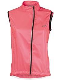 Protective Bora - Chaleco de ciclismo para mujer, color coral, talla 40