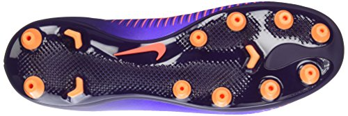 Nike Mercurial Victory VI AG-Pro, Herren Fußballschuhe Viola (Purple Dynasty/Bright Citrus/Hyper Grape)