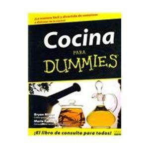 Descargar Libro Cocina Para Dummies/ Cooking for Dummies de Bryan Miller