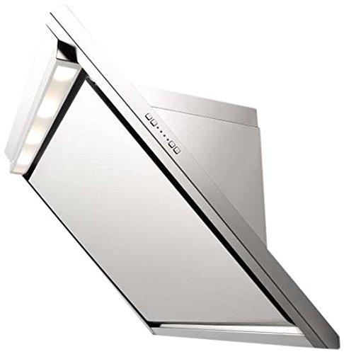 Nowy 7809Dunstabzugshaube 1080m³/h silber, weiß