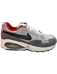 Nike Air Max ST (GS), Zapatillas de Running Niños, Multicolor (Wolf Grey / Black-Gym Red-Cl Gry), 38 1/2 EU