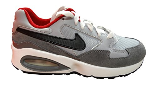 Nike Air Max St (Gs) 654288 Laufschuhe Training Jungen Multicolor (Wolf Grey / Black-Gym Red-Cl Gry)
