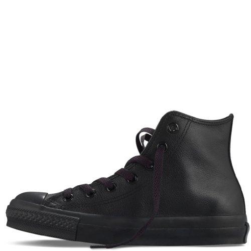 Converse AS Hi 1J793, Sneaker unisex adulto Black Mono