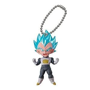 Dragon Ball Cho Figure Swing Keychain~UDM The Burst 17~Vegeta