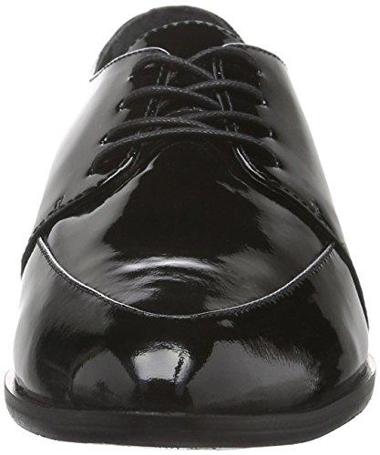Joop! Ismene Derby Lace Ii Patent, Derby femme Noir - Noir (900)
