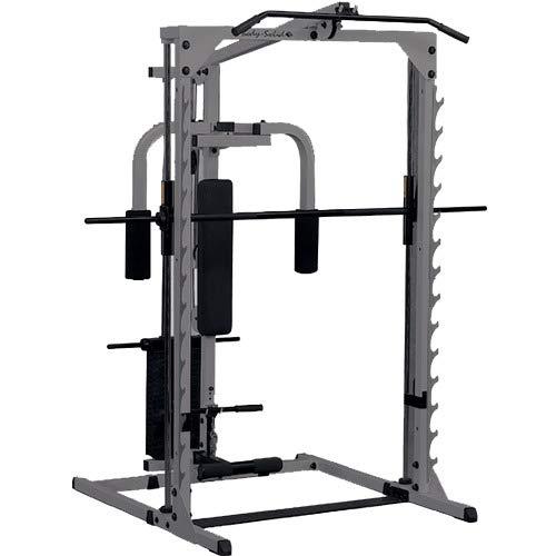 Body-Solid 3 en 1 Smith Machine Tout Option linear Standard