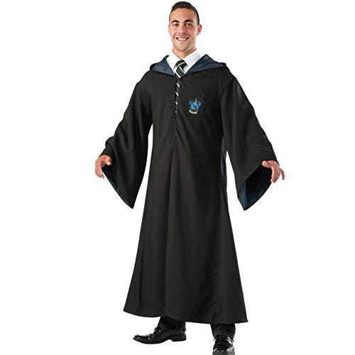 Halloween Mantel Cosplay Einheitliche Magische Kleidung Halloween Magic Robe Cos Kostüm, Männlich (Blau), Größe - Halloween Teufel Kostüm Männlich