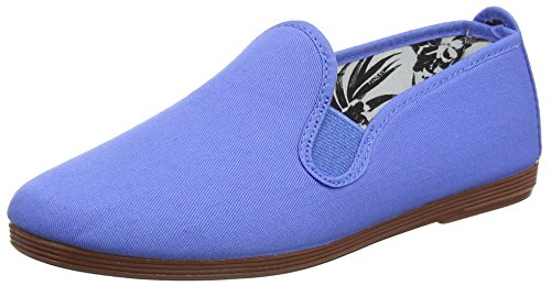 Flossy Arnedo, Espadrilles Femme Blue (Pastel Blue)