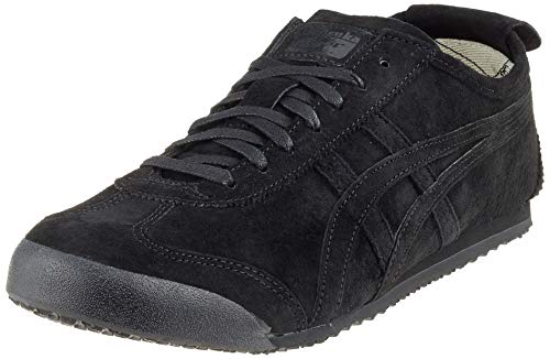 33824cae47ad2 Onitsuka Tiger Mexico 66 1183a193-001, Sneakers Basses Homme, Noir (Black),  41.5 EU