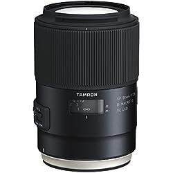 Tamron SP F/2.8 Di MACRO 1:1 USD Objectif 90 mm pour Sony Appareil photo Noir