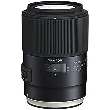 Tamron SP AF 90mm F/2.8 Di USD MACRO 1:1 - Objetivo para cámaras réflex Sony (ángulo de visión 27-27, 9 hojas del diafragma ), negro
