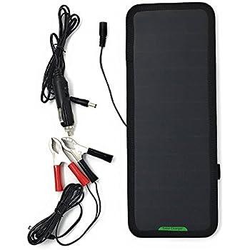 giaride 18v 12v 7 5w tragbar solar autobatterie ladeger t. Black Bedroom Furniture Sets. Home Design Ideas