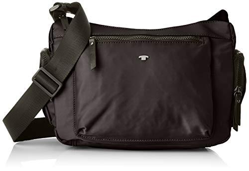 TOM TAILOR für Frauen Taschen & Geldbörsen Hobo-Tasche Harper schwarz/Black, OneSize