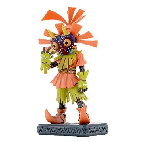 a, Linke Mezula Maske, Actionfigur, Anime Character Model Statue ()